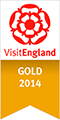 Visit England Accolade - Gold 2014