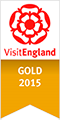 Visit England Accolade - Gold 2015